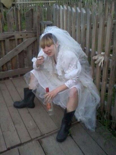 Сельская невеста фото фото 693-586